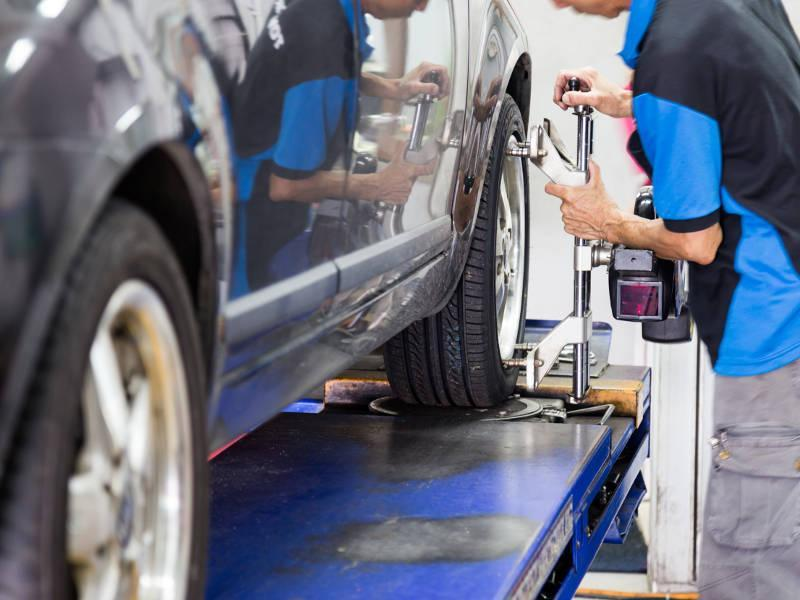 AutoMatt Garage - Wheel Alignment Expert for Cars, Wheel Alignment for Vans and Wheel Alignment for all Automobiles in Petersfield